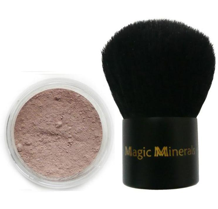 Medium Tan Magic Minerals 2 vnt. rinkinys